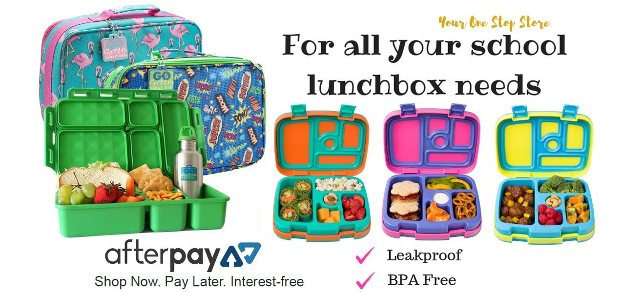Go Green Lunch Box