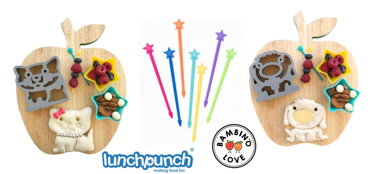 Lunch Punch Sandwich Cutter