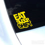 Eat Shift JDM Euro Decal Sticker V2