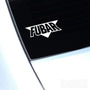FUBAR F*cked Up Beyond All Repair Funny Euro Decal Sticker