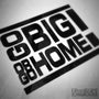 Go Big Or Go Home Funny Euro Decal Sticker V1