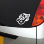JDM Boobies Euro Decal Sticker