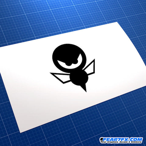 JDM Bee Sting Car Vinyl Decal Sticker