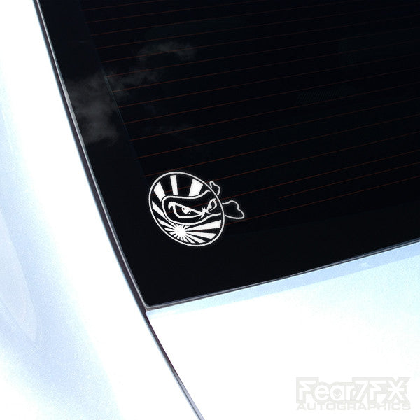 JDM Ninja Jap Car Vinyl Decal Sticker