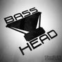 Bass Head Euro JDM Decal Sticker