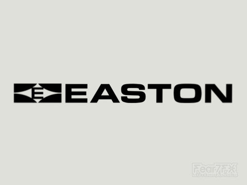 2x Easton Vinyl Transfer Decal