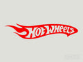 2x Hot Wheels V1 Vinyl Transfer Decal