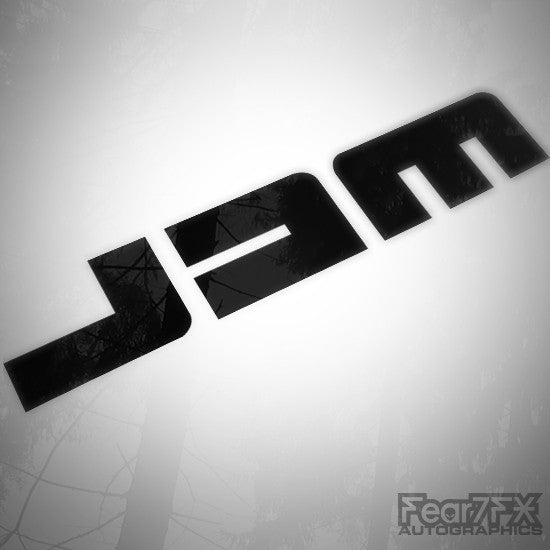 JDM Decal Sticker V3