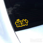 JDM Add Oil Funny Decal Sticker