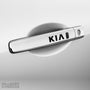 4x KIA Door Handle Vinyl Decals