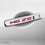4x MGZS MG ZS Door Handle Vinyl Decals