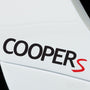 2x Cooper S Performance Tuning Vinyl Decal