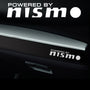 2x Nismo Dashboard Powered By Vinyl Decal