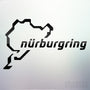 1x Nurburgring Vinyl Transfer Decal