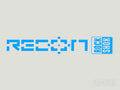 2x Recon RockShox Bike Vinyl Transfer Decal