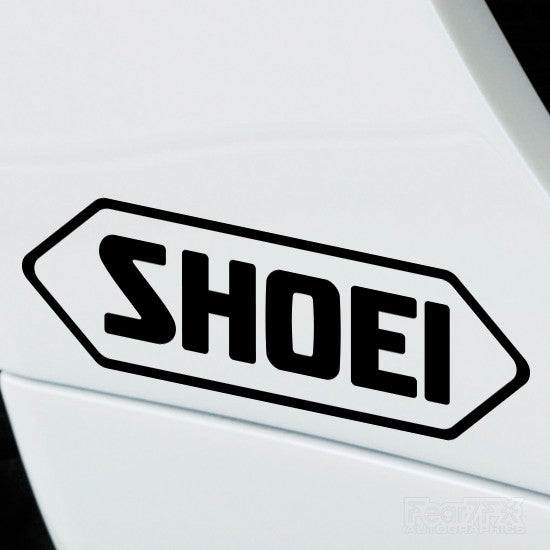 2x Shoei Performance Tuning Vinyl Decal