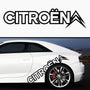 1x Citroen Rare Auto Badge Vinyl Body Graphic