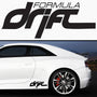 2x Formula Drift Side Skirt Vinyl Decal