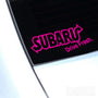 Subaru Drive Fresh JDM Car Vinyl Decal Sticker