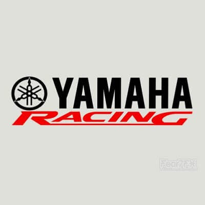 2x Yamaha Tuning Racing Rare Vinyl Decal