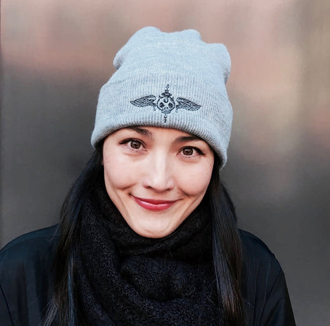 SKULLY BEANIE (5colors)