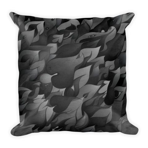 Soul Leaves Pillow