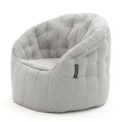 Butterfly Sofa Keystone Grey