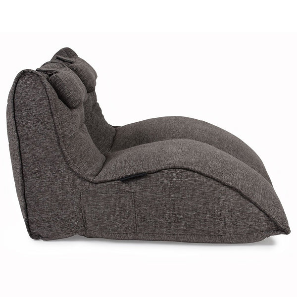Twin Avatar Deluxe Lounger - Luscious Grey