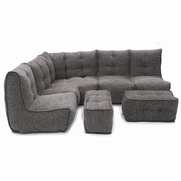 Living Lounge - Luscious Grey