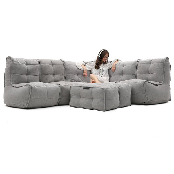 Living Lounge - Keystone Grey