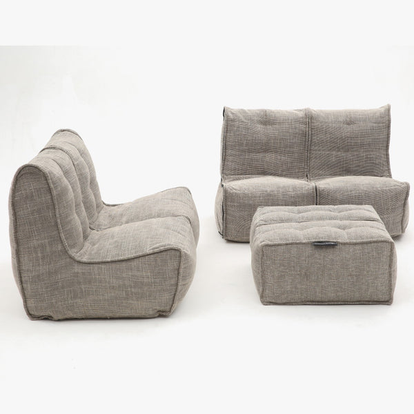 Quad Couch - Eco Weave