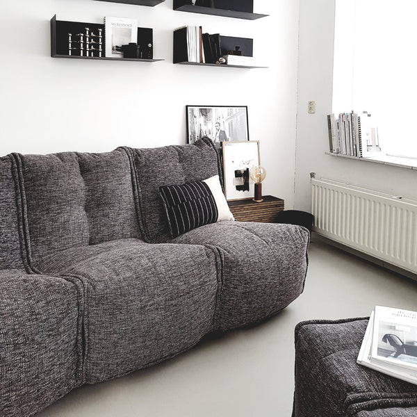 Movie Couch - Luscious Grey