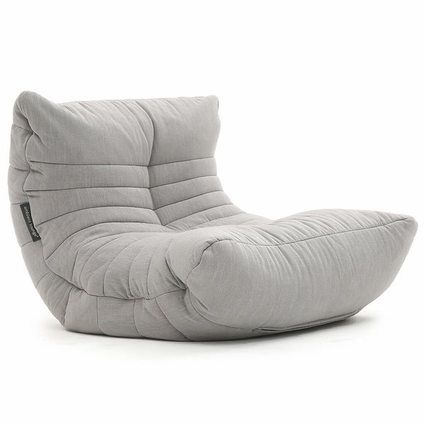 Acoustic Chaise - Keystone Grey
