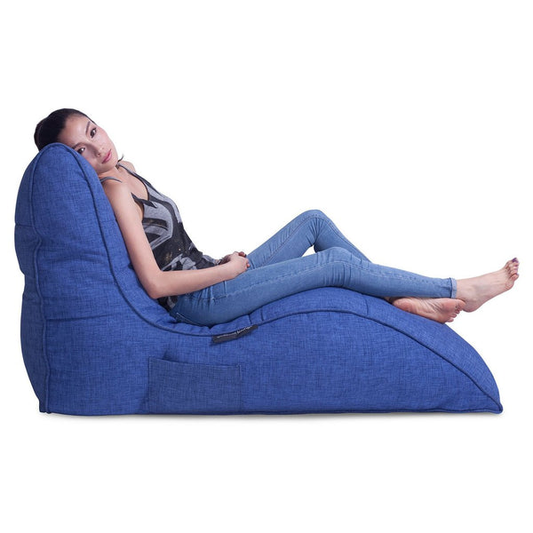 Avatar Lounger - Blue Jazz