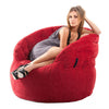 BUTTERFLY Sofa - Wildberry Deluxe