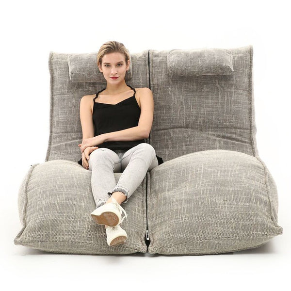 Twin Avatar Deluxe Lounger - Eco Weave