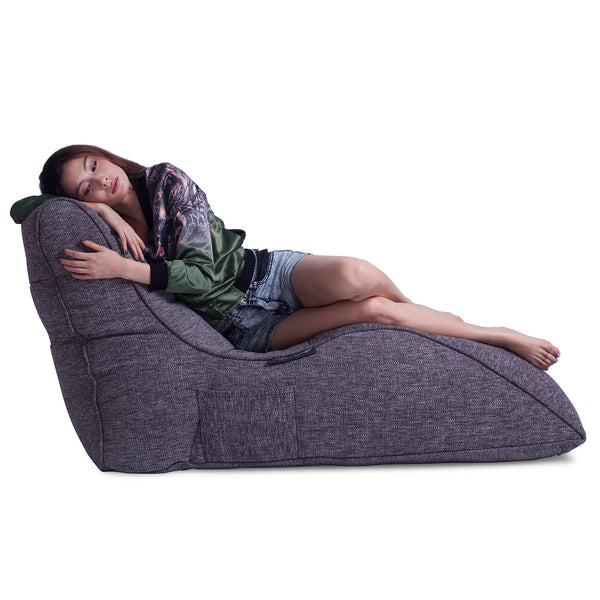 Avatar Lounger - Luscious Grey