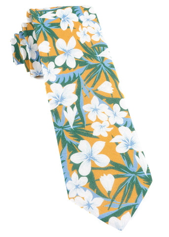 Mango Tropic of Linen Ties