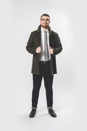 Pursuit Olive Overcoat