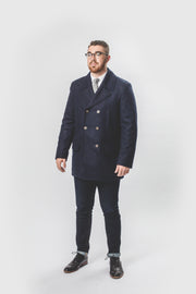 Pursuit Navy Peacoat