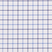 Mizzen + Main Hopper Blue Check Shirt
