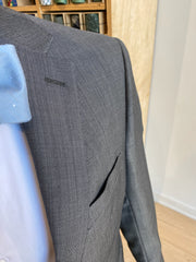 Pursuit Dark Gray Nailhead Suit Coat - FINAL SALE
