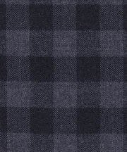 Mizzen + Main Palmetto Blue Gingham Flannel Shirt