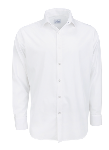Standard Mizzen + Main Manhattan White Dress Shirt
