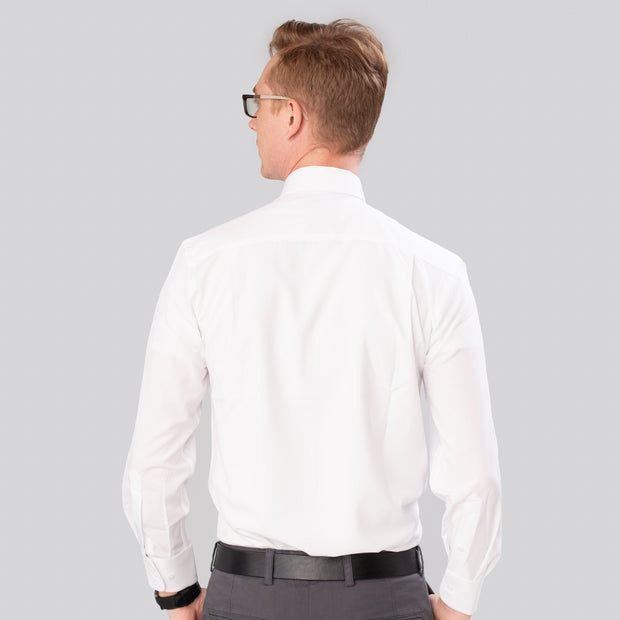Proper Sport Solid Performance Stretch Dress Shirt