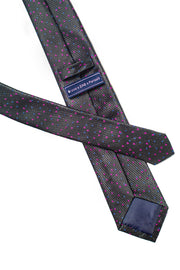 Lights in the Darkness Silk Tie