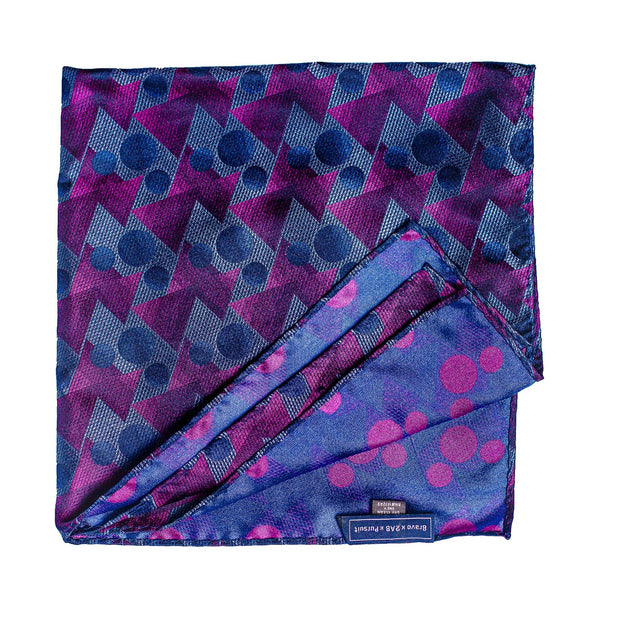 Beacons and Bravery Silk Scarf