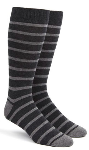 Greys Trad Stripe Socks