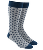 Light Gray Sailboat Socks