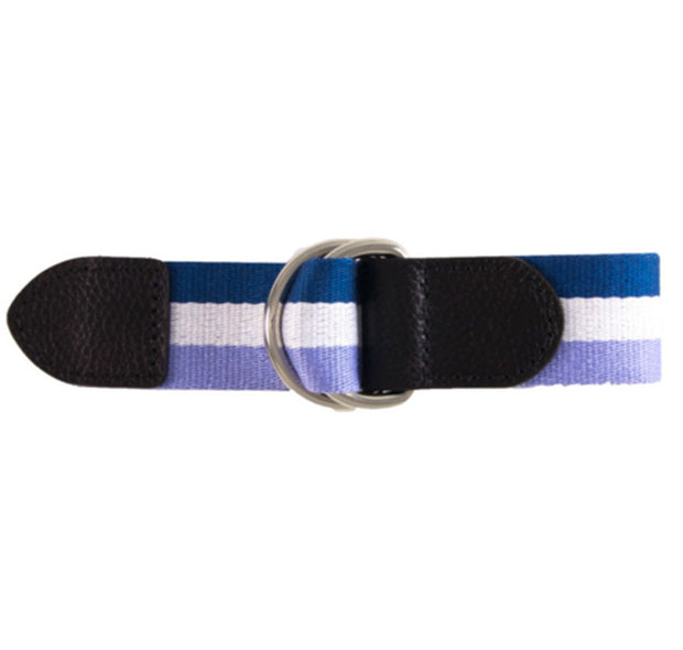 The Benjamin Solid Cotton Ribbon Belt